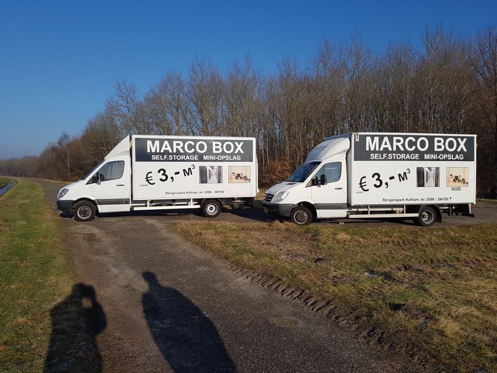 Busverhuur bij Marco Box, voor huurders van een Marco Box!